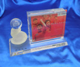 Customize pH-124 Clear Acrylic Magnetic Photo Sign Snap Frame
