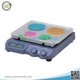 Yste-Drs10 Medica Cheap Digital Flatbed Platform Shaking Rotator Oscillator