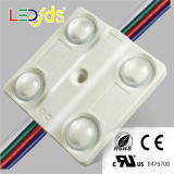 High Brightness 4LEDs 1.44W Waterproof 5050 SMD LED Module in RGB