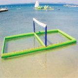 Airtight Inflatable Water Volleyball Court Field for Water Sports