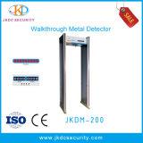 Public Widely Used Walk Through Metal Detector Jkdm-200