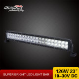 23inch 126W CREE Light Bar for 4X4 Offroad