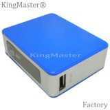 4400mAh Power Bank Outdoor Portable Mobile Charger with LED Light