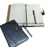 Leather PU Custom Designer Daliy Planner Notebooks