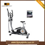 China Factory Home Elliptical with Seat and Big Chain Cover Best Exercise Bike
