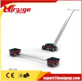 X+Y Type Heavy Duty Cargo Trolley 3-Point Roller Dollies