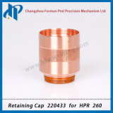 Retaining Cap 220433 for Hpr260 Plasma Cutting Torch Consumables