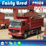 Wholesale Used HOWO 6X4 Dump Truck of HOWO Tipper Truck