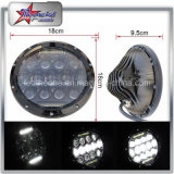 "Excellent Quality 78W Round 7"" Jeep Wrangler LED Headlights"
