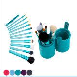 Makeup Cosmetics 12PCS Synthetic Kabuki Brush Set for Travel