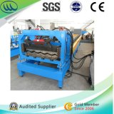 High Speed Galzed Tile Making Machinery Framing Roll Former