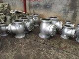 API/ASME/ANSI Carbon Steel /Cast Steel/Wcb Stainless Steel 150lb-1500lb Swing Check Valve, Flanged Ends