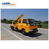 Easy & Efficient Guardrail Post Driver Truck for Guardrail Safety Barriers Installation