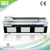 High Speed Rigid Material Advertising Aluminum Sheet UV Flatbed Printer