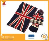 2017 The Union Flag Gloves Hat Scarf