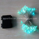 Outdoor Waterproof Christman Tree Decorative Flickering  Firelight LED Serial String Window Lights