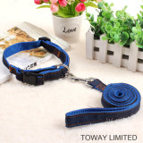 Quality Resistant Harness Dog Lead Pet Nylon Collar with Lead