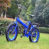 "500W 48V 20"" Foldable/Folding Fat Tire Electric Bicycle Bike Ebike"