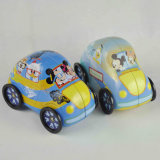 Car Shape Candy Tin Box