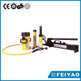 Hydraulic Tool Hand Operated High Pressure Pump Ultra High Pressure Hand Pump