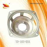 OEM 4inch Pressure Die Cast Speaker Frame and Basket with Iron