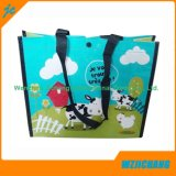 Non Woven Soft Loop Handle Bags