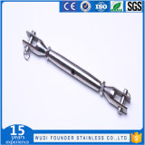 EU Stainless Steel Closed Body Turnbuckle