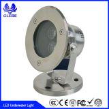 IP68 Waterproof 9W DMX512 Controller LED Underwater Pond Lights