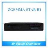 Eruope Hot DVB C DVB S/S2 Turbo Decoder with IPTV Zgemma-Star H1