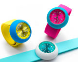 New Colorful Promotion Fashion Silicone Watch