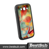 Black Rubber Cover for Samsung Galaxy Grand Duos (SSG117K)