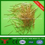 Steel Fiber/Fiber Steel/Copper Coated Steel Fiber for Concrete