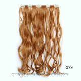 New 5 Clips in Curly Hair Extension