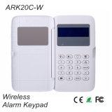 1km Transmit Distance Wireless Alarm Keypad {Ark20c-W}