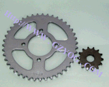 Motorcycle Parts Sprocket Kits for Gn-125