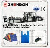 Non Woven Reusable Bag Maker Price (Zxl-B700)