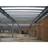 EPS Color Steel Panel Beautiful Modulsr House Warehouse/Workshop