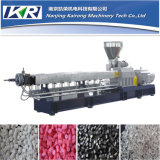 Factory Price Twin Screw Extruder for Plastic Granulating Machine