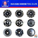 Huazuan Diamond Grinding Disc for Concrete