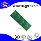 2 Layer Fr4 Rigid Printed Circuit PCB with 3/3mil Line