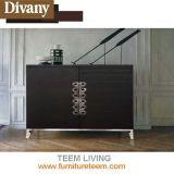 Veneer Covered Solid Wood Cabinet