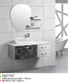 Hot Selling Stainless Steel Bathroom Vanity Cabinet Furniture