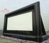 Hot Sale OEM Advertising Outdoor Backyard Inflatable Movie Screen
