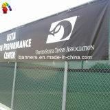 Outdoor Custom Advertising Coated Frontlit PVC Flex Fence Banner