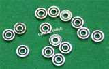 High Precision Machine Parts of Miniature Small Deep Groove Ball Bearing 693 RS Zz