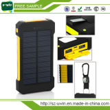 Outdoor High Capacity Solar Power Bank with Compass