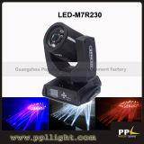 5R 200W /7r 230W Beam Moving Head Stage Light