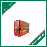 Customize Packaging 2kg Cherry Fruit Color Printed Corrugated Box