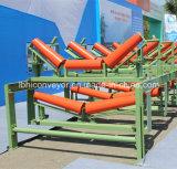 Low-Resistance Life Carrying Return Steel Idler Roller for Conveyor