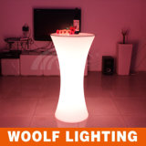 Party Events Plastic Flashing LED Lighted Table